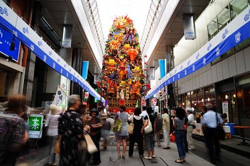 福岡 商店街