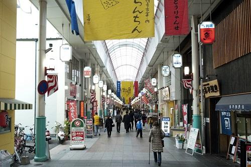 福岡 商店街,川端商店街