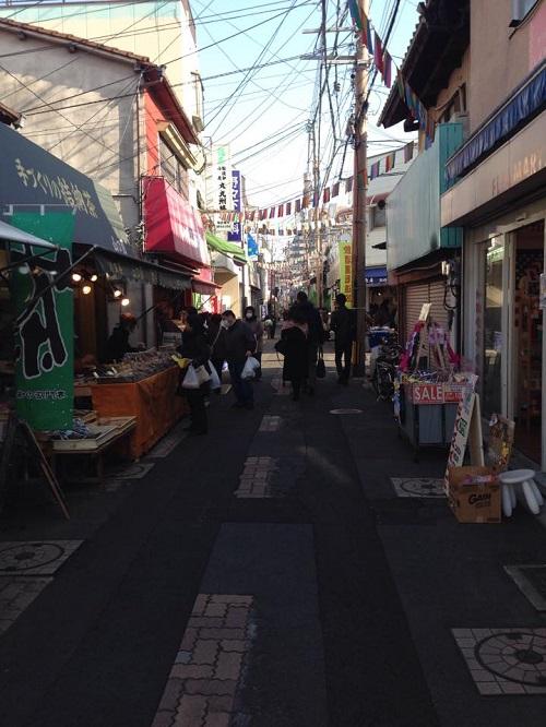 福岡 商店街,美野島