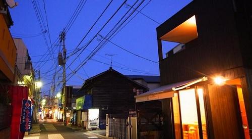 福岡 商店街,コステル美野島