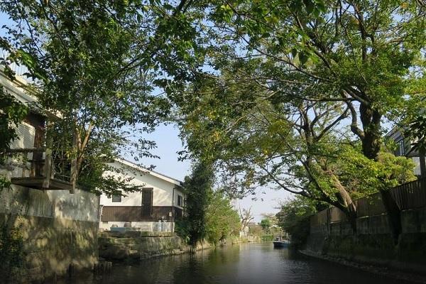 福岡ドライブ,柳川