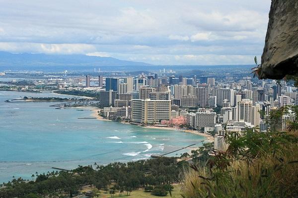 福岡直行便,ハワイ,ホノルル
