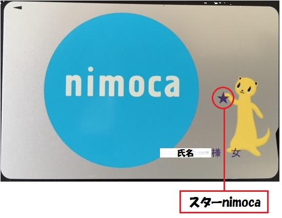 ニモカカード
