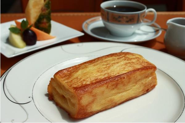 フレンチトースト,福岡グルメ,ホテルオークラ