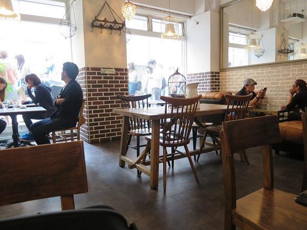 福岡パンケーキ,カフェ デル ソル