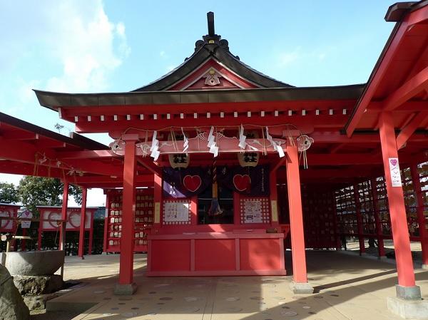 福岡縁結び,恋木神社