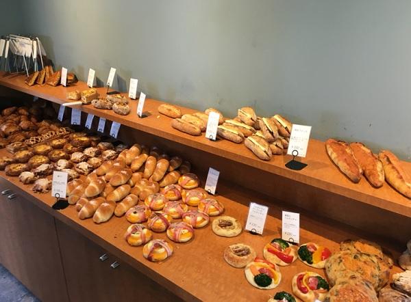 ブランジュリ ノアンのパン