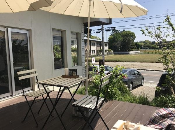 いちごや cafe TANNAL,カフェターミナル