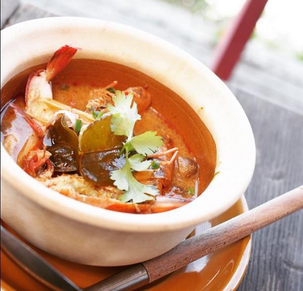 ドゥワンチャンのタイ料理