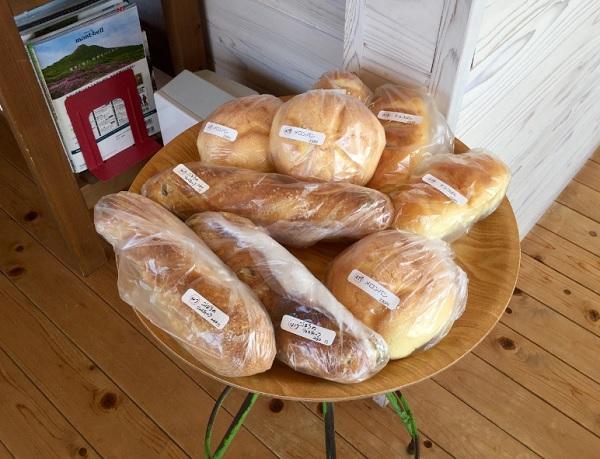 カレー & ココペリ,KOKOPELLI,パン
