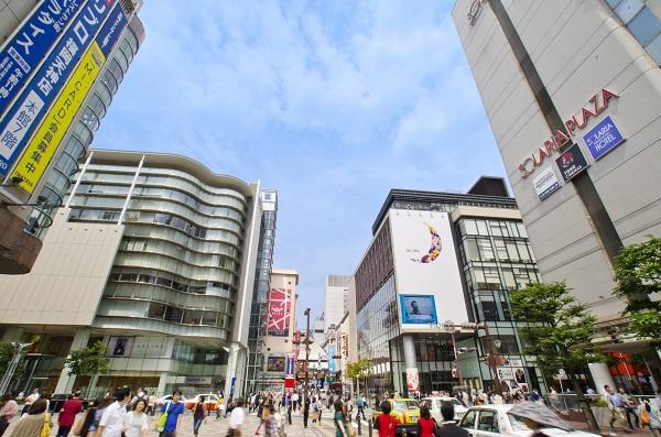 福岡ショッピング,天神地下街