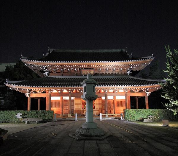 福岡観光,ライトアップ