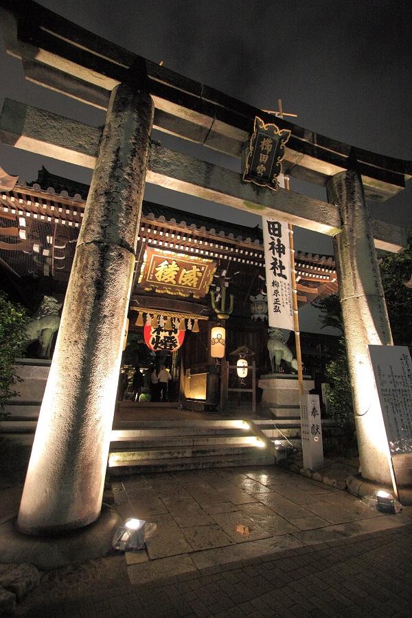 福岡観光,ライトアップウォーク