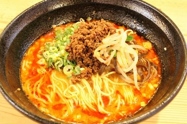 坦々麺 福岡,福岡グルメ
