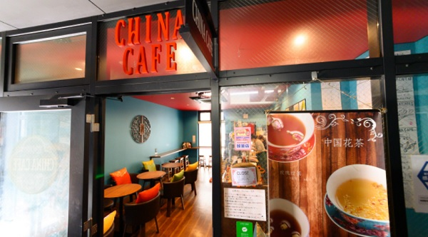 かき氷 天神,美味しい かき氷 福岡,かき氷 福岡,china cafe
