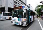 福岡 地下鉄,福岡 バス