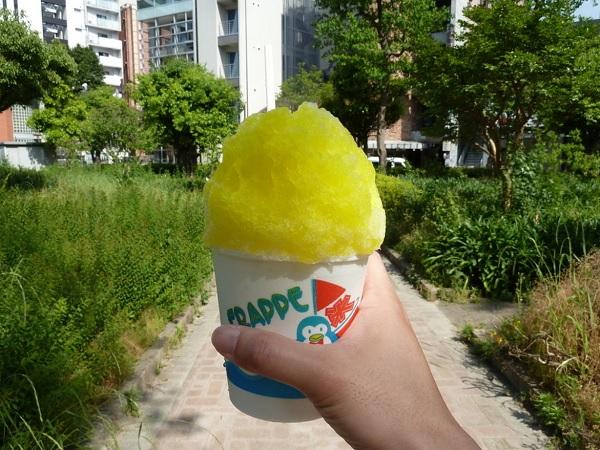 かき氷 天神,美味しい かき氷 福岡,かき氷 福岡,前田商店