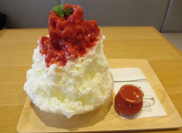 かき氷 天神,美味しい かき氷 福岡,かき氷 福岡,美味しい氷屋