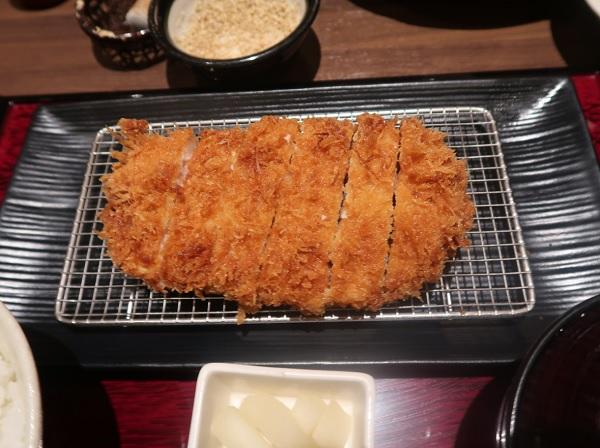博多駅 とんかつ屋,福岡 ランチ 肉,新宿さぼてん KITTE博多店