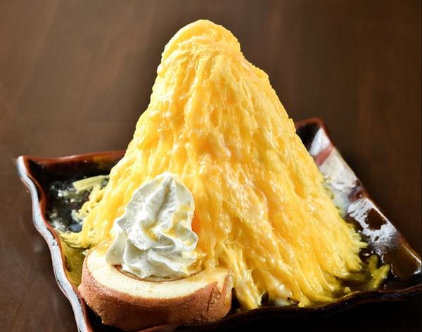 かき氷 天神,美味しい かき氷 福岡,かき氷 福岡,雪の晶