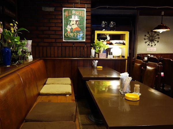 琥珀館,中洲川端 ランチ,喫茶店