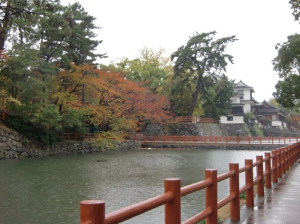 福岡 紅葉,福岡 紅葉 見頃,小倉城