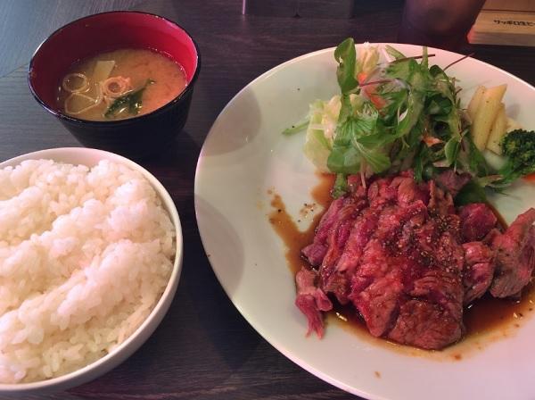 レッドロック 福岡,ローストビーフ丼 福岡