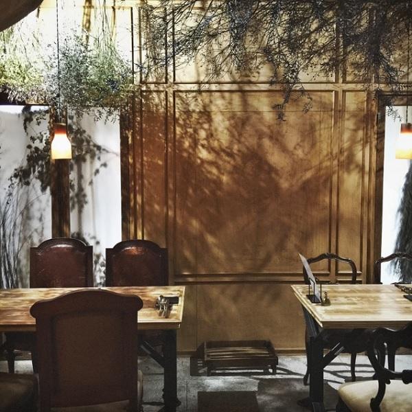カフェ 赤坂,隠れ家カフェ
