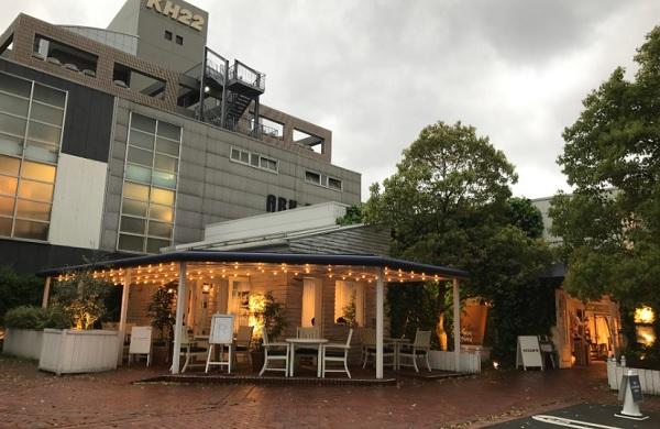 ロンハーマンカフェ,天神 朝食