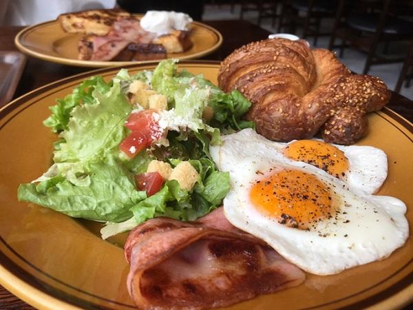 ザ シティ ベーカリー,天神 朝食,天神 モーニング