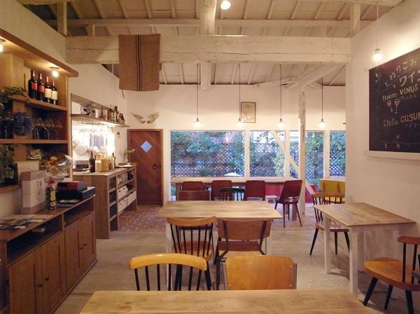 カフェ 赤坂,隠れ家カフェ,キラキラカフェ とねりこ