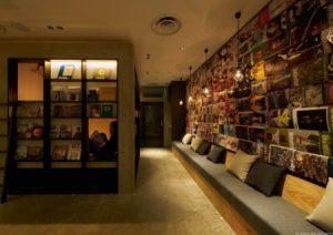 泊まれる本屋,福岡パルコ,格安ホテル 福岡,格安ホテル 天神