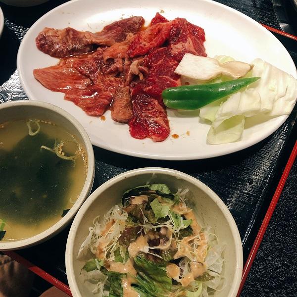 焼肉ランチ 天神,焼肉 福岡 美味しい,焼肉屋 Seiちゃん